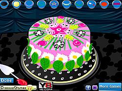 Gioca gratuitamente a Flower Cake