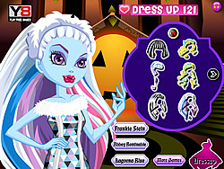 Monster High Costumes игра
