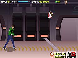 Ben 10 Ultimate Alien Prison Break παιχνίδι