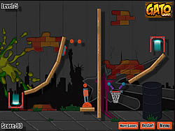 Cannon Basketball игра