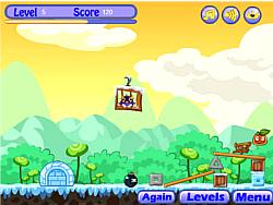 無料ゲームのSave Penguinをプレイ