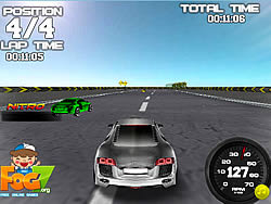 Unlimited Speed game
