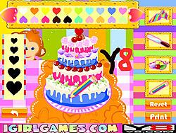 Jouer au jeu gratuit Yummy Dessert House