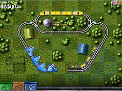 Railroad Shunting Puzzle 2 game