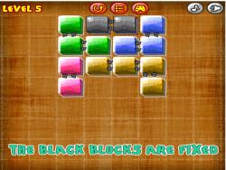 Sliding Cubes levels pack