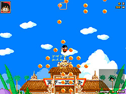 Dragon Ball Z Goku Jump game