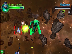 Green Lantern: Emerald Adventures لعبة