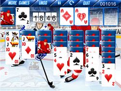 Puck Solitaire game