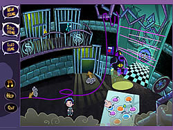Nightmares: The Adventures 4 - The stolen Souvenir of Rob.R game