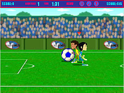 Super Soccer game