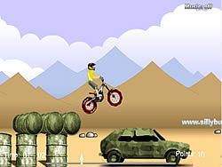 Top Trial Bike
