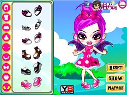 Jouer au jeu gratuit Pink Vampire Princess
