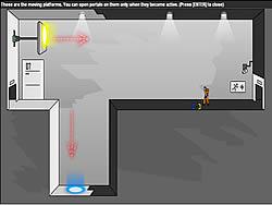 Jouer au jeu gratuit Portal: The Flash Version