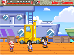 Fighting Brothers game