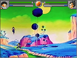 Dragonball Z Tournament