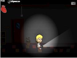 Играть бесплатно в игру Alan haunted school