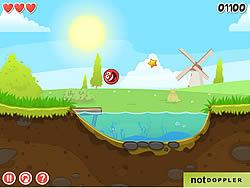 Играть бесплатно в игру Red Ball 4