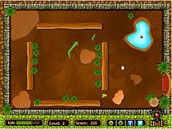 無料ゲームのGreen Snake Maniaをプレイ