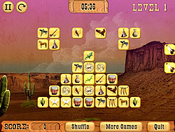 Wigwam Mahjong game