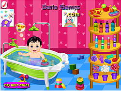 Game Baby Care And Bath