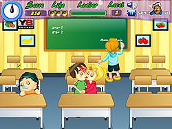 Kiddy Kissing game