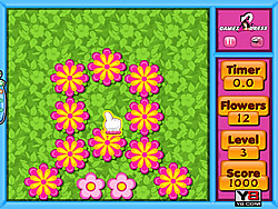 Flower Click لعبة