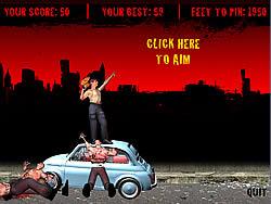 Zombie Golf Riot игра