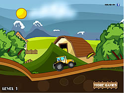 Game Tractor Racer
