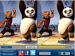 Juego Panda and Friends Difference