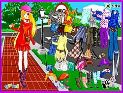 Street Fashion Dress up