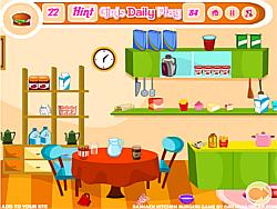 無料ゲームのRansack Kitchen Burgersをプレイ