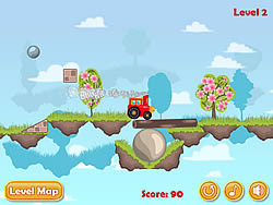 Juega al juego gratis The Red Train
