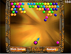 jeu Redakai Bubble Shooter