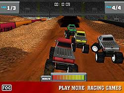Jogar jogo grátis Monster Trucker 3D
