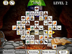 Magic World Mahjong игра