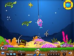 שחקו במשחק בחינם Underwater Fishing