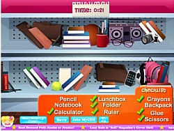 School Store Hidden Objects oyunu
