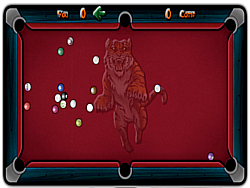 Juego Billiard straight