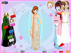 Game Red Carpet Dress up
