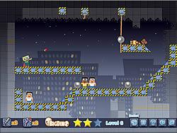 שחקו במשחק בחינם Jack The Zombie