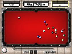 Играть бесплатно в игру Pool Maniac 2