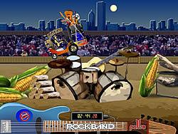 Chơi trò chơi miễn phí Rock Band Rockin Roadie