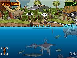Permainan Prehistoric Shark
