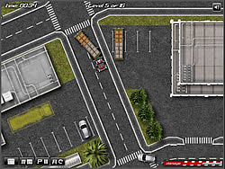 18 Wheels Driver 5 oyunu