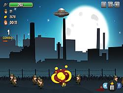 無料ゲームのOuter Invasionをプレイ