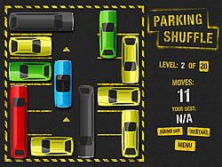 เล่นเกมฟรี Parking Shuffle