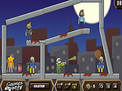 Game Balloons vs Zombies 2