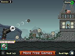 Zombie Rumble παιχνίδι