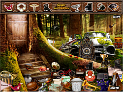 Steampunk Tree House game