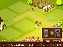 My Horse Farm game